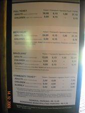 Park tariffs: by nomad_kiwis, Views[276]