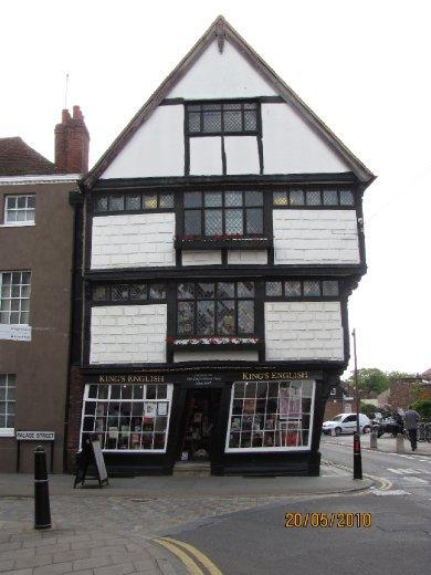Canterbury township shop