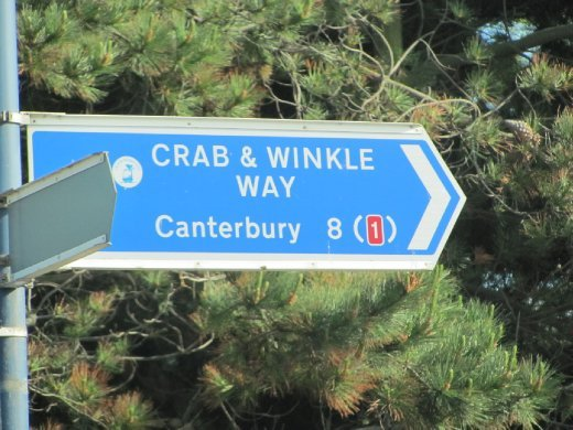 funny street names in Whitstable