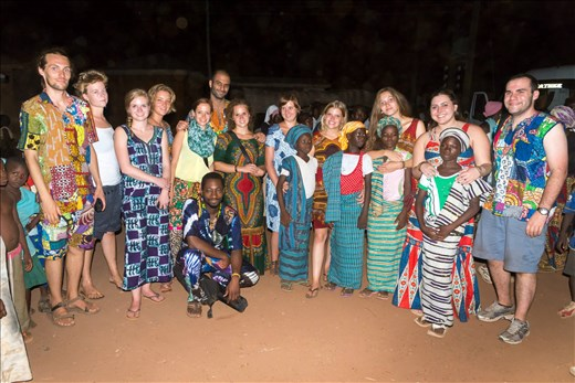 experience the thrill of living with the tribal communities of Africa