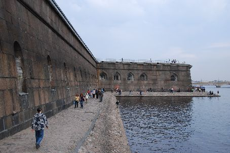 Peter and Paul fort