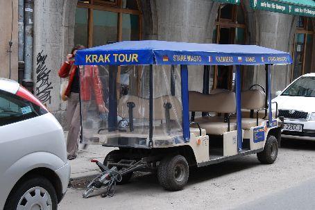 Fancy a special tour of Krakow?