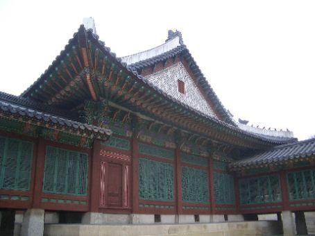 UNESCO World heritage listed Chandokgung palace.