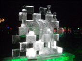 Another ice festival - some chess pieces.: by nomadnorrie, Views[300]