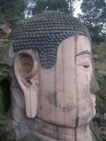 Leshan, the big buddha