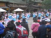 Dancing in Lijiang main square: by nomadnorrie, Views[376]