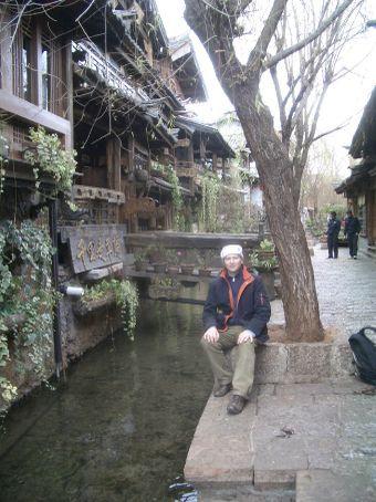 Lijiang's canals