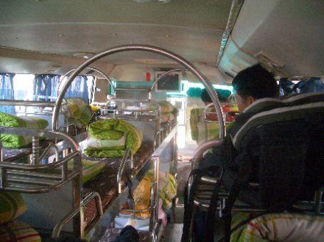 Sleeper buses