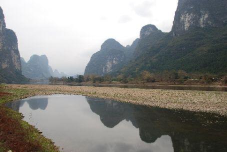Yangdi to Xingping along the Lijiang river