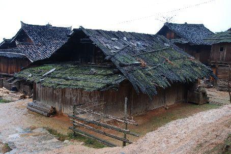 Basha village house