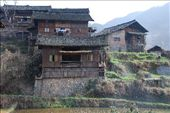 Xijiang village style house with the hole in the middle.: by nomadnorrie, Views[1170]