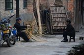 Passing the time in Zhaoxing: by nomadnorrie, Views[318]