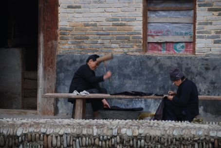 Passing the time in Zhaoxing