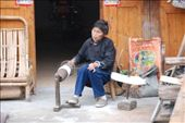 Passing the time in Zhaoxing: by nomadnorrie, Views[315]