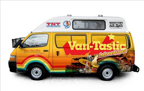 Van-Tastic Van