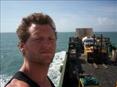 on the barge to boigu island: by nomadsurfchippie, Views[728]