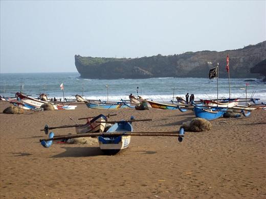 JOGJA BEACH - BARON BEACH