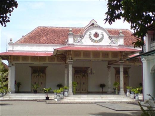 Jogja Kingdom Palace