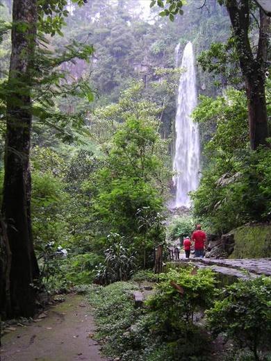 KALIURANG FOREST - WATERFALL