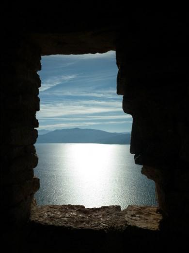 Portal al horizonte, Nafplio