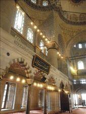 Interior de la Gran Mezquita Azul: by nortina, Views[51]