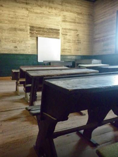 Una de las tantas salas de clases