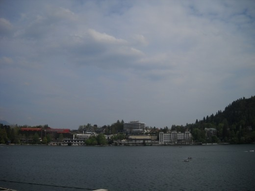 Hotels at Bled