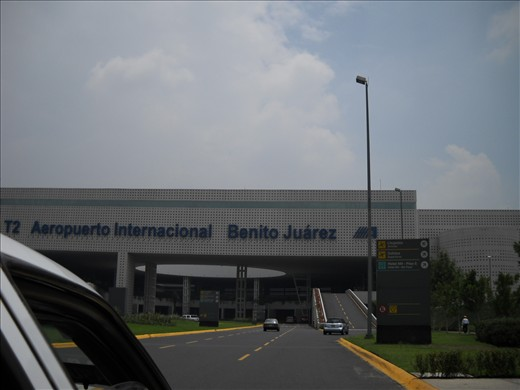 Mexico City Airport T2