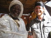 the guy who sold me the best watermellon ever, Souk Sita outside Khartoum: by nutrigardener, Views[274]