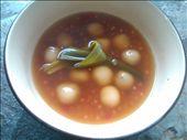 a bowl of warm wedang ronde: by nyalaterang, Views[138]