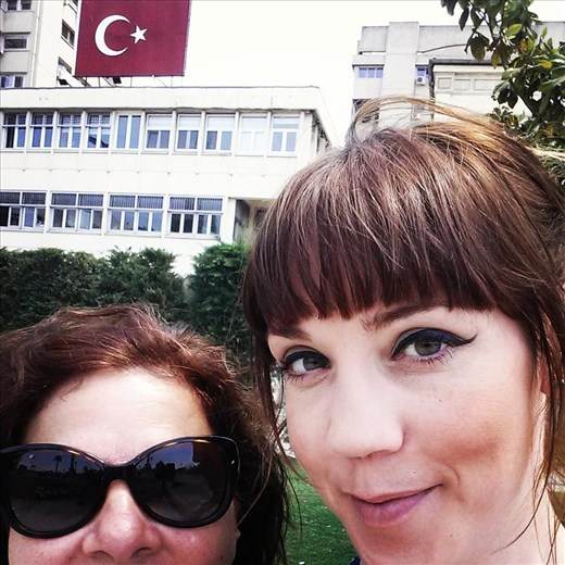 In Izmir, Turkey