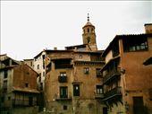 Albarracin - eine alte Hauptstadt der Araber zwischen Teruel und Cuenca. / Albarrain, entre Teruel i Cuenca / Albarracin, and old main town of the Arabs, beteween Teruel and Cuenca.: by olga_christian, Views[478]