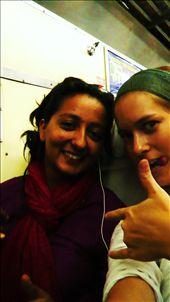 De vuelta a Delhi. Escuchando R&B las ultimas horas de tren (6 horas ida, 6 horas vuelta!): by olivia_cerezo, Views[169]