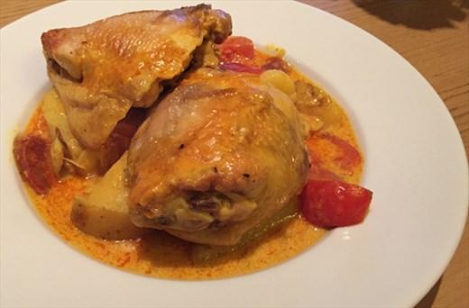 Macanese chicken