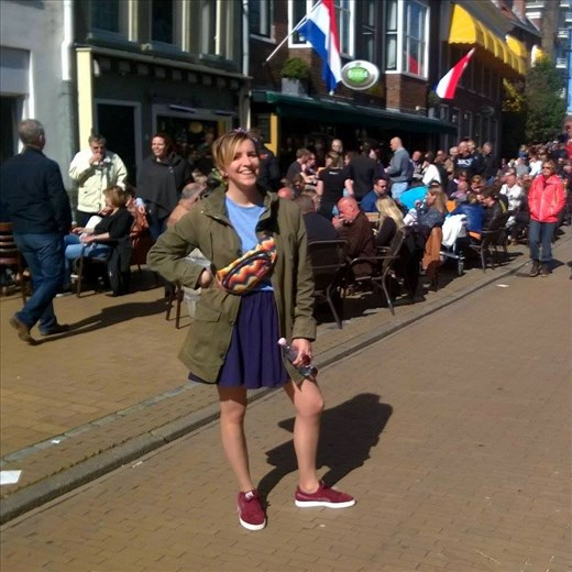 King`s Day in the Netherlands!