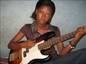 African guitar lady: by oskyworld, Views[111]