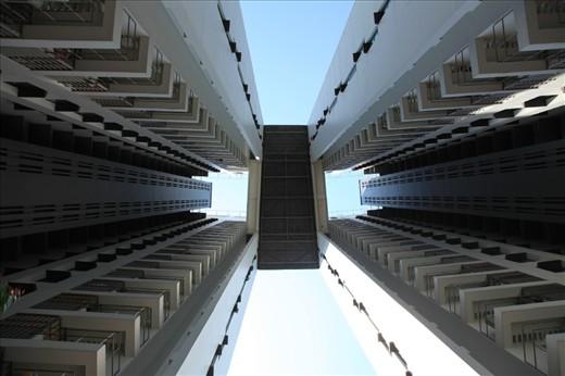 Duxton Pinnacle Public Housing