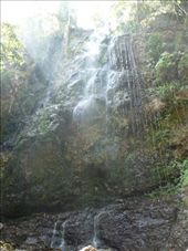 Waterfall at lunch stop: by out2explor, Views[133]