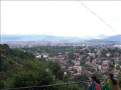 Looking towards Kathmandu from Swayambhunath Temple: by over-40, Views[366]