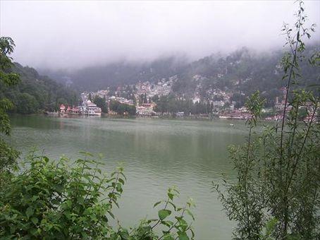 North end of Nainital