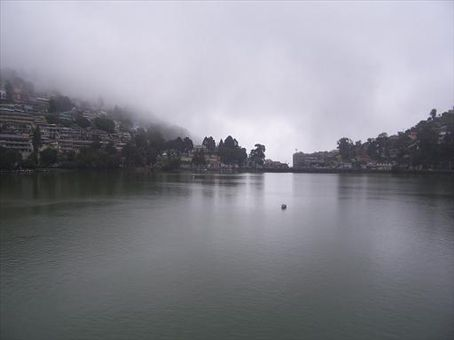 South end of Nainital