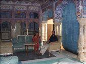 Lounge room, Samod Palace: by over-40, Views[843]