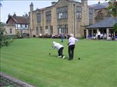 Lawn bowling in Bakewell :): by packlightwalkslow, Views[135]