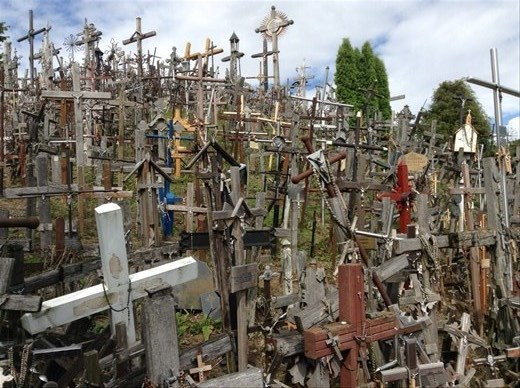 The Hill of Crosses: No Country for Vampires!