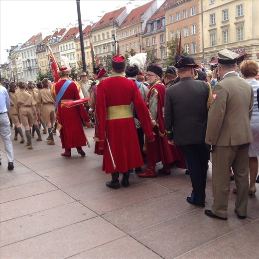 Procession on Royal Route II