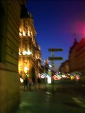 Rue de Rivoli bei Nacht: by paris, Views[169]