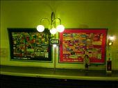 Pariser Untergrund: Die Metro: by paris, Views[158]