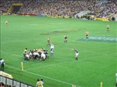 Fourie du Preez off the back of the scrum: by partners-in-crime, Views[183]
