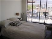 Our bedroom looking out over the deck and Rushcutters Bay: by partners-in-crime, Views[132]