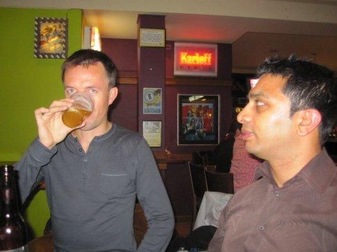 Beer monster...